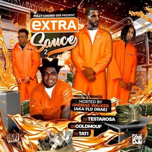 Extra Sauce 2 - DJ Testarosa, DJ Tati