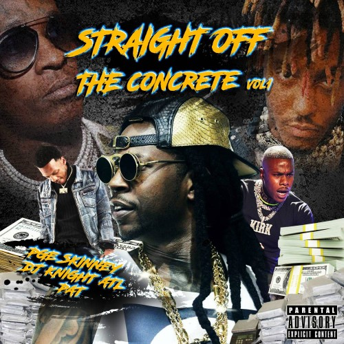 Straight From The Concrete - DJ Knight