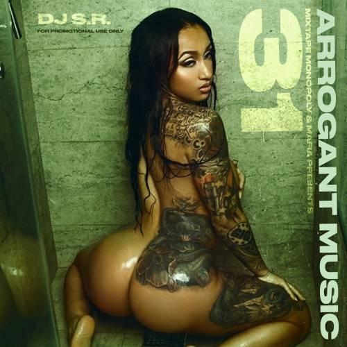 Arrogant Music 31 - DJ S.R., Mixtape Monopoly