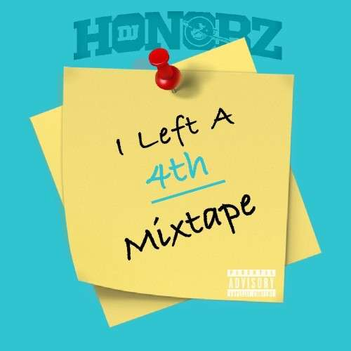 Various Artists - I Left A Mixtape 4
