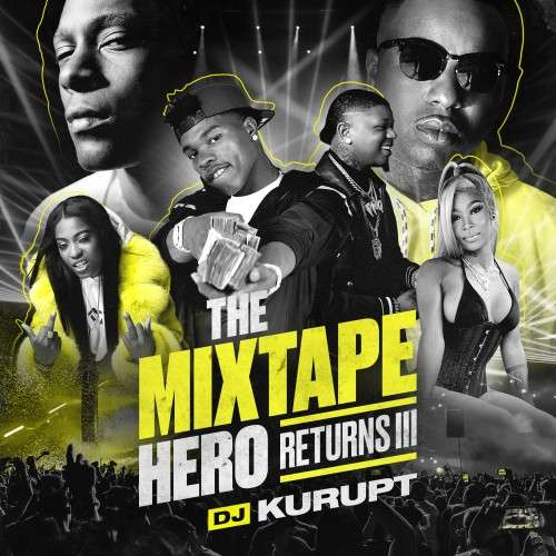 Various Artists - The Mixtape Hero Returns III