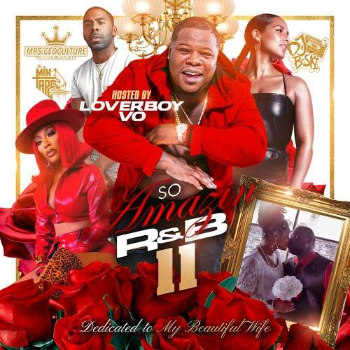 Various Artists - So Amazin R&B 11 (Hosted By LoverBoy Vo)