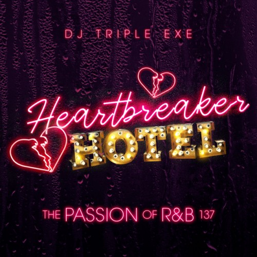The Passion Of R&B 137 - DJ Triple Exe