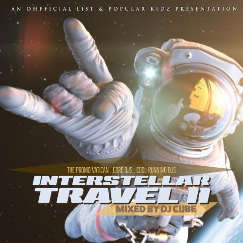 Interstellar Travel 11 - DJ Cube, DJ Kamelot