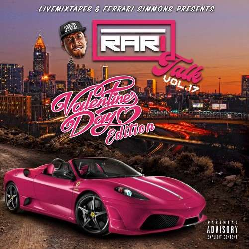 Various Artists - Rari Talk 17 (Valentine's Day)