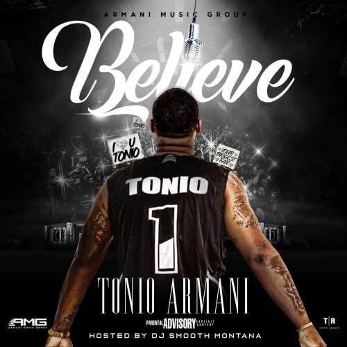 Tonio Armani - Believe