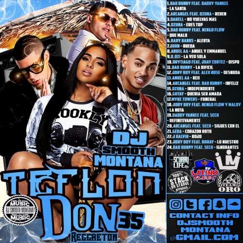 Various Artists - Teflon Don 35