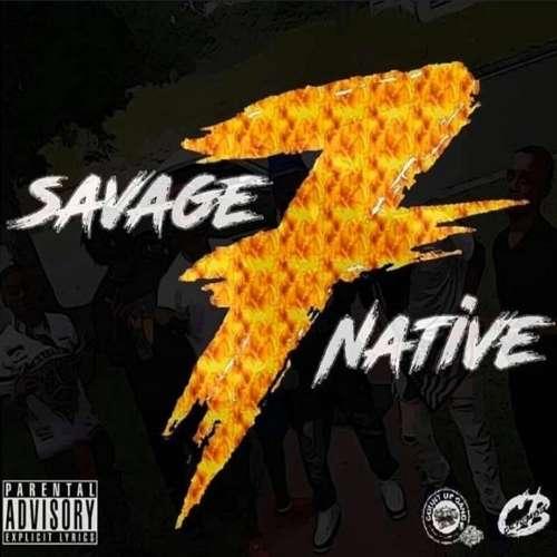 Skooly Gee - Savage Native