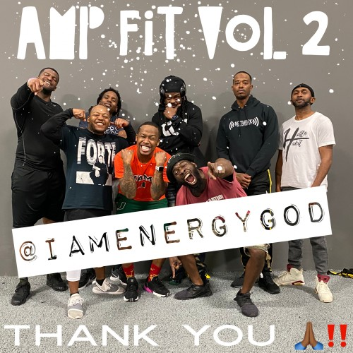 AMP Fit 2 (Hosted By Congo) - Ferrari Simmons