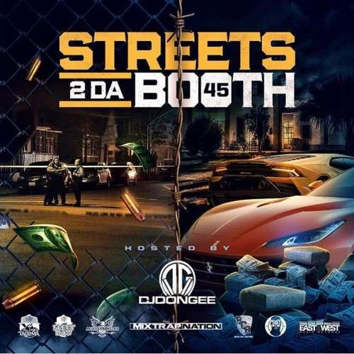 Various Artists - Streets 2 Da Booth 45