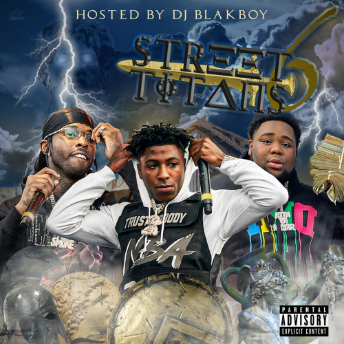 Street Titans 6 - DJ Blakboy