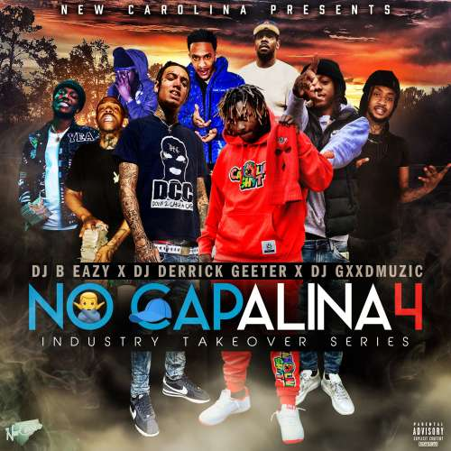 Various Artists - No Capalina 4