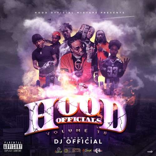 Various Artists - Hood Official 18