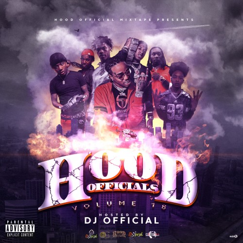 Hood Official 18 - DJ Official