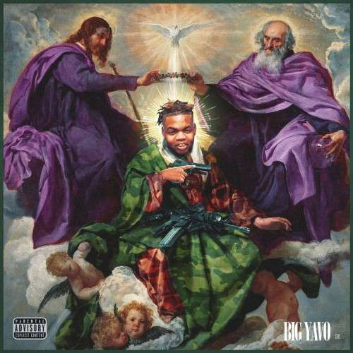 Big Yavo - On God