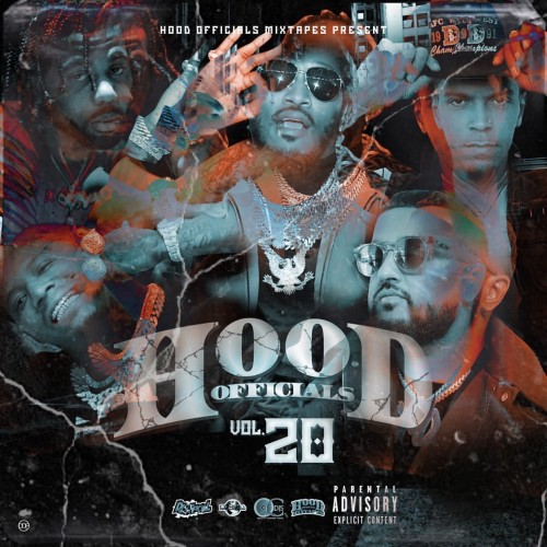Hood Official 20 - DJ Official