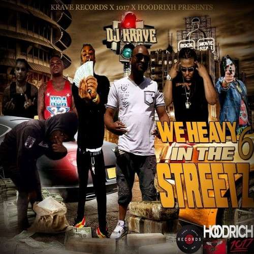 Various Artists - We Heavy In The Streetz 6