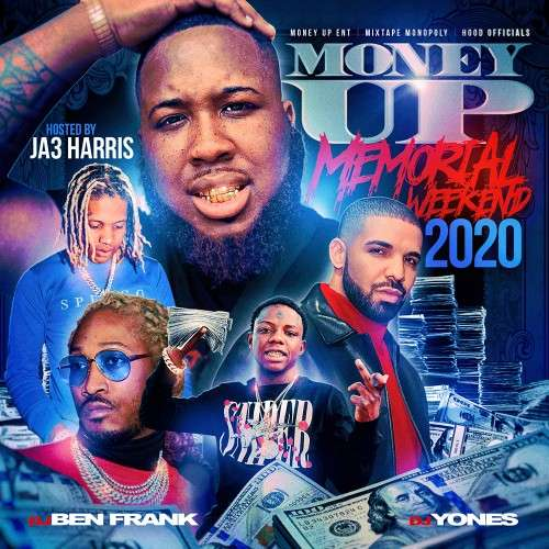 Various Artists - Money Up (Hosted By Ja3 Harris)