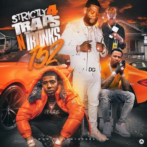 Various Artists - Strictly 4 The Traps N Trunks 152