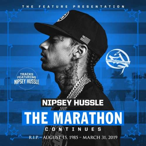 Various Artists - The Marathon Continues