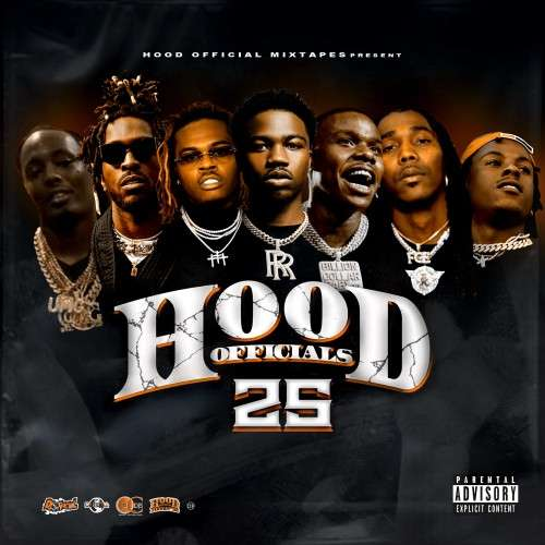 Various Artists - Hood Official 25