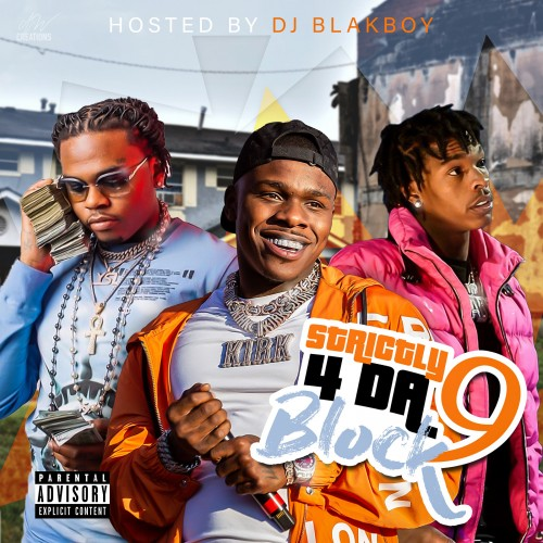 Strictly 4 Da Block 9 - DJ Blakboy