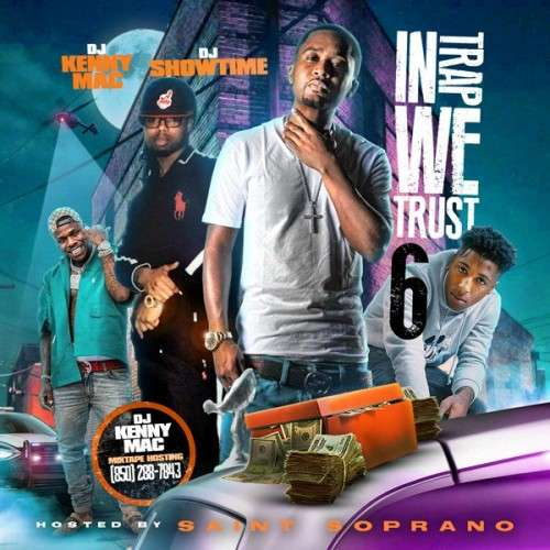 Various Artists - In Trap We Trust 6 (Hosted By Saint Soprano)
