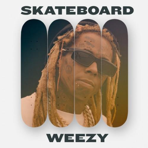 Skateboard Weezy - Lil Wayne