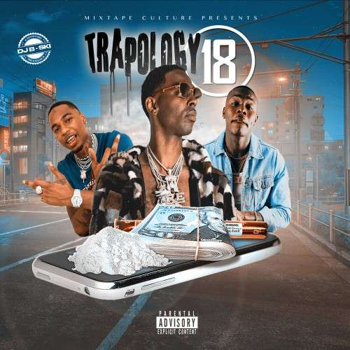 Various Artists - Trapology 18