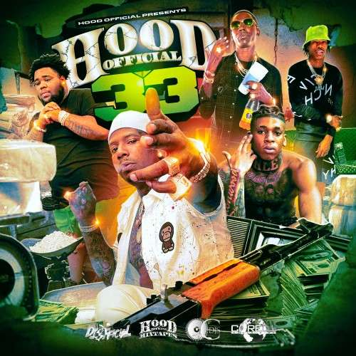 Various Artists - Hood Official 33