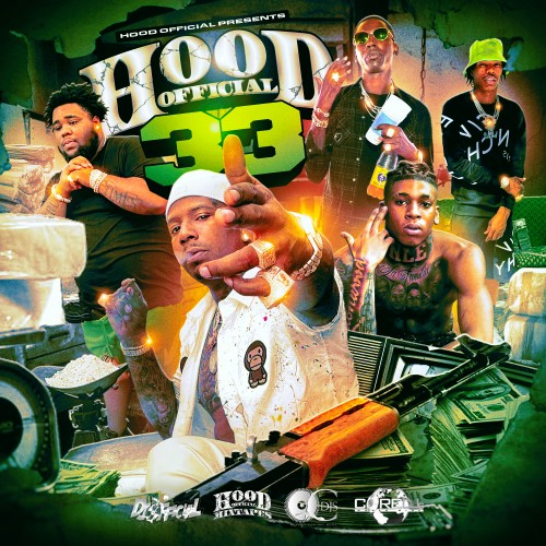 Hood Official 33 - DJ Official