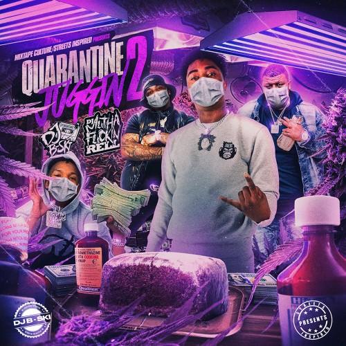 Quarantine Juggin 2 - DJ B-Ski, DJ Rell