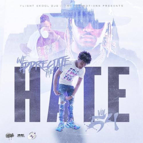 We Appreciate The Hate 54 - DJ 864
