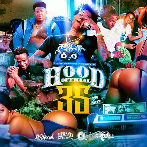 Various Artists - Hood Official 35