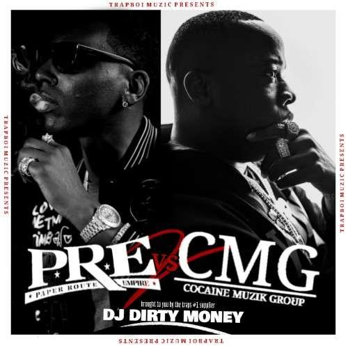 Various Artists - P.R.E vs CMG 2