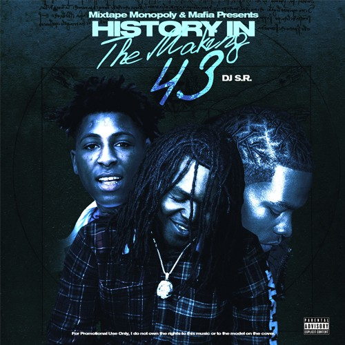History In The Making 43 - DJ S.R., Mixtape Monopoly