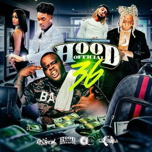 Various Artists - Hood Official 36