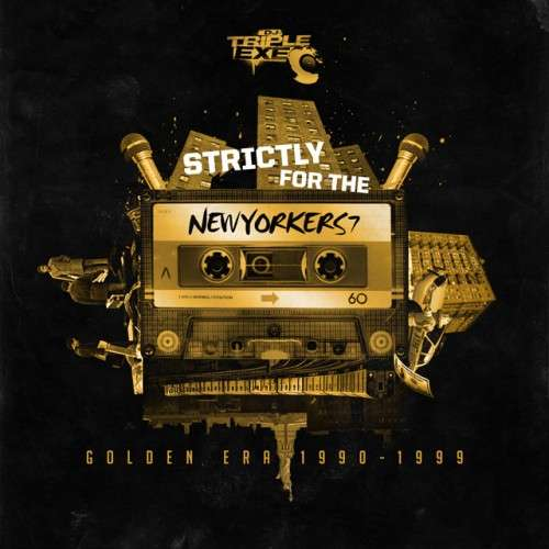 Various Artists - Strictly For The New Yorkers 7