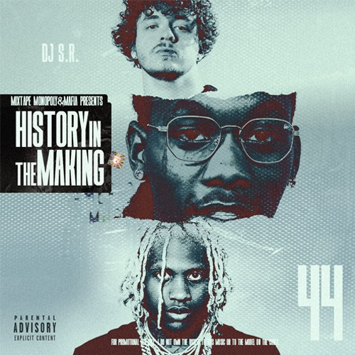 History In The Making 44 - DJ S.R., Mixtape Monopoly