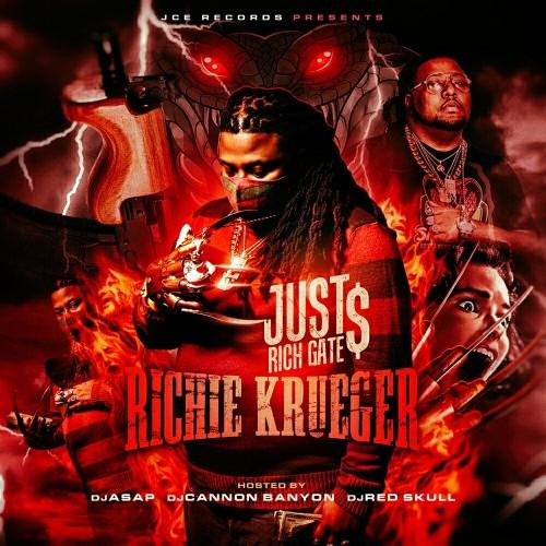Richie Krueger - Just Rich Gates (DJ ASAP, DJ Red Skull, DJ Cannon Banyon)