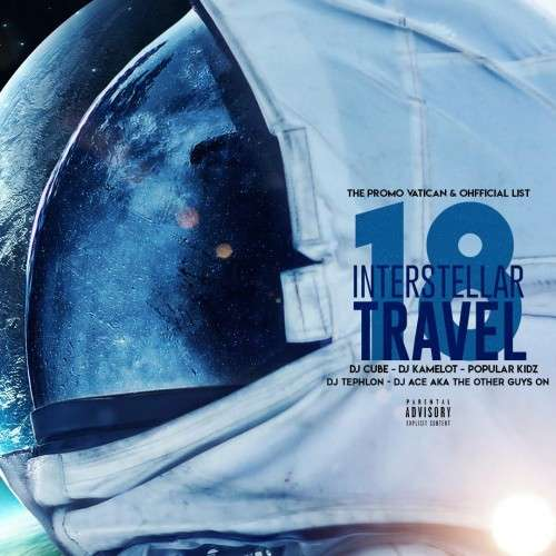 Various Artists - Interstellar Travel 18: The Other Guys Edition