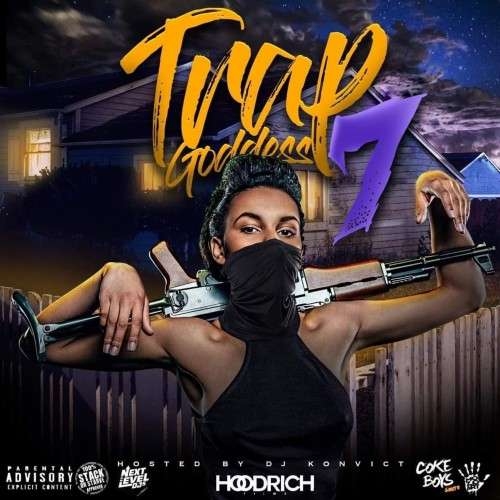 Various Artists - Trap Goddess 7