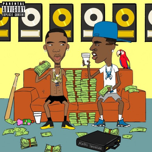 Dum & Dummer 2 - Young Dolph & Key Glock (Paper Route Empire)