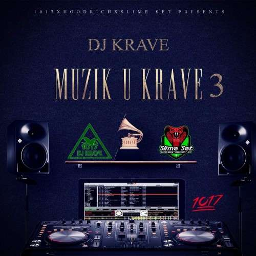 Various Artists - Muzik U Krave 3