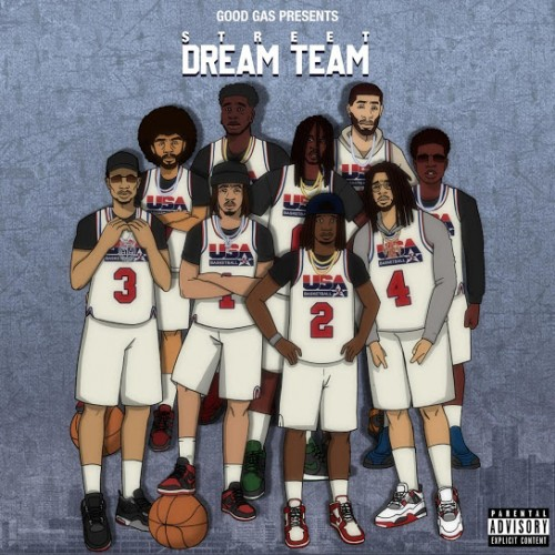 Street Dream Team - 1st & BandGang Lonnie Bands ()