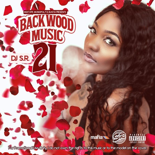 Backwood Music 21 - DJ S.R., Mixtape Monopoly