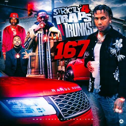 Various Artists - Strictly 4 The Traps N Trunks 167