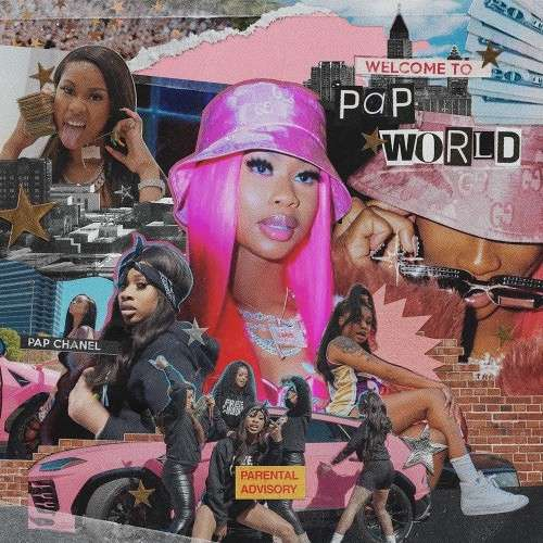 Pap Chanel - Welcome To Pap World