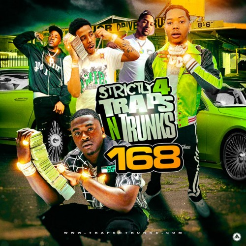 Strictly 4 The Traps N Trunks 168 - Traps-N-Trunks