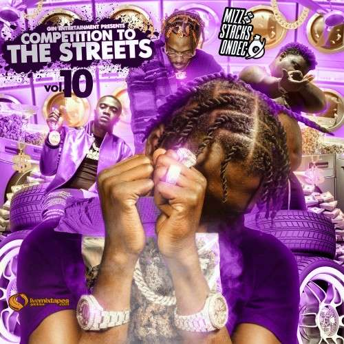 Various Artists - Competition To The Streets 10